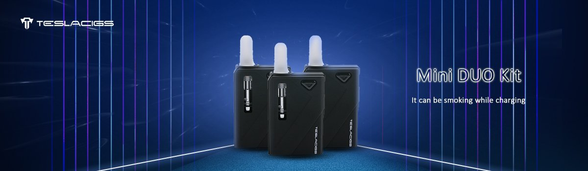 Mini Duo Starter Teslacigs
