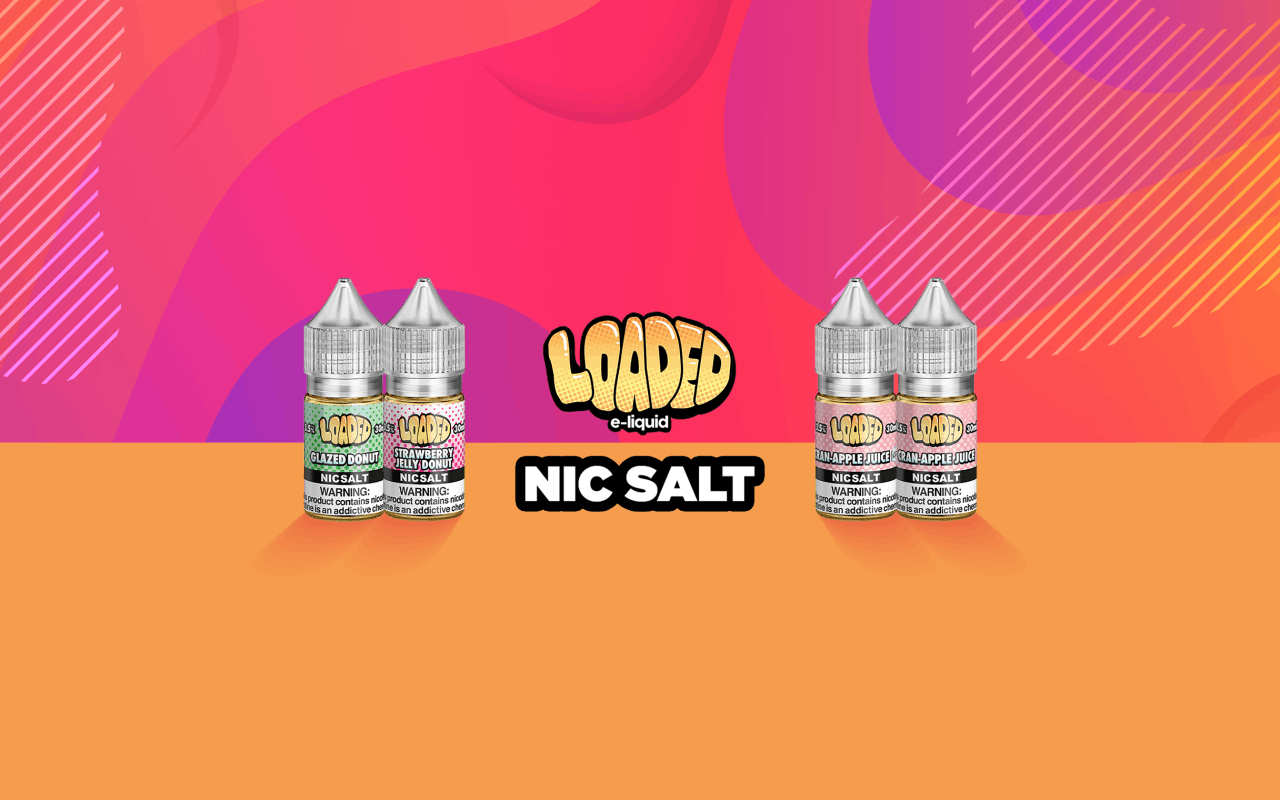 Loaded NicSalt