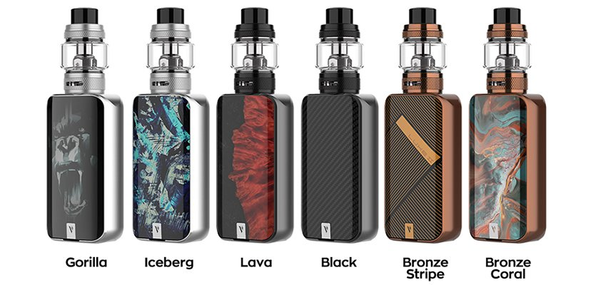 Kit Luxe ll - Vaporesso