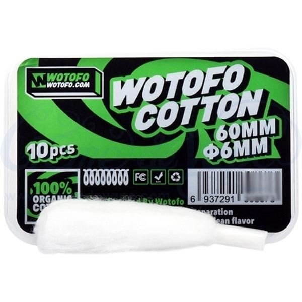 Algodão Orgânico Agleted (Organic Cotton)