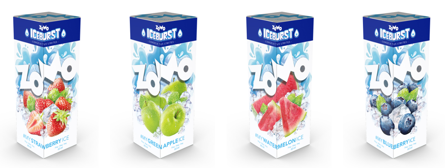 Liquido Zomo Ice