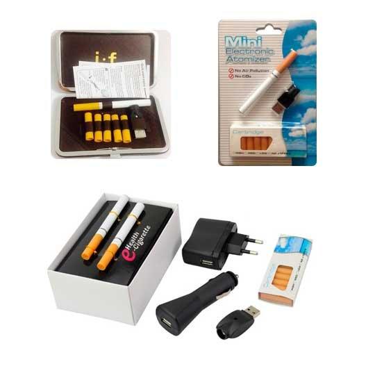 Cigarro Eletrônico e-Health Cigarette