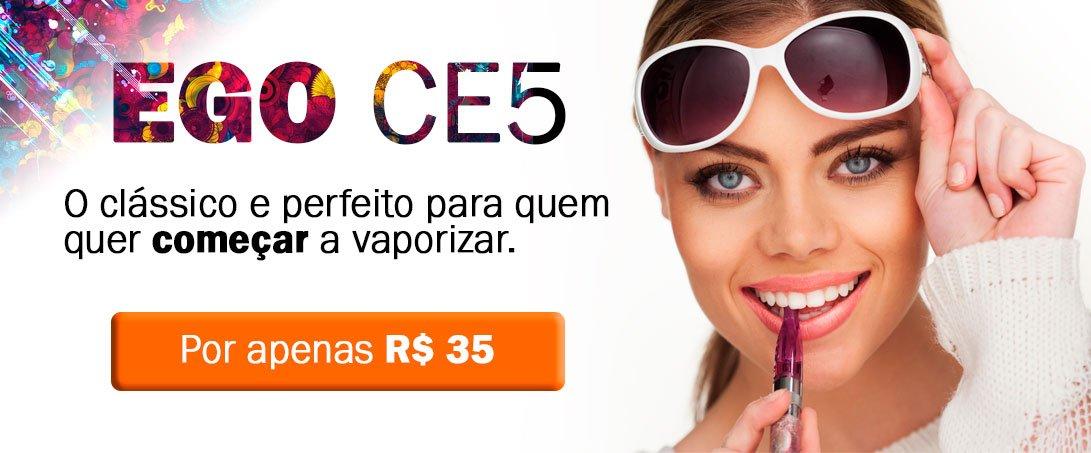 Cigarro eletrônico Ego Ce5
