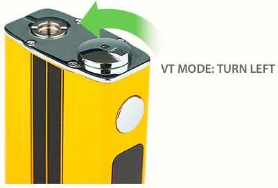 Cigarro Eletrônico eVic-VT