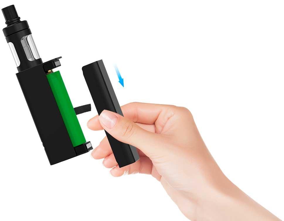 Cigarro Eletrônico eVic-VTC Mini CUBIS 75W