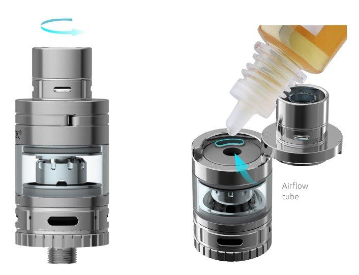 Cigarro Eletrônico Guardian III kit - SMOK