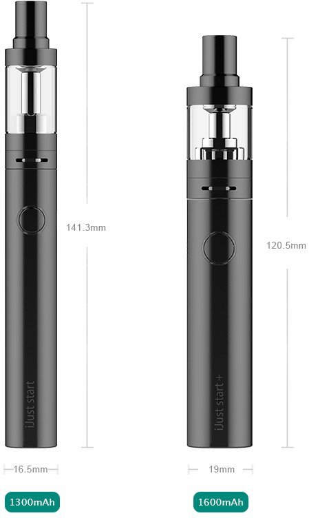 Cigarro Eletrônico iJust Start - Eleaf