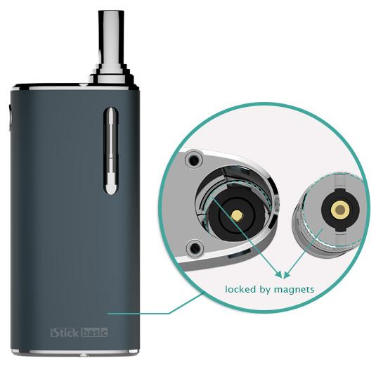 Cigarro Eletrônico iStick Basic Eleaf