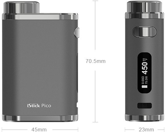 Cigarro Eletrônico iStick Pico Eleaf
