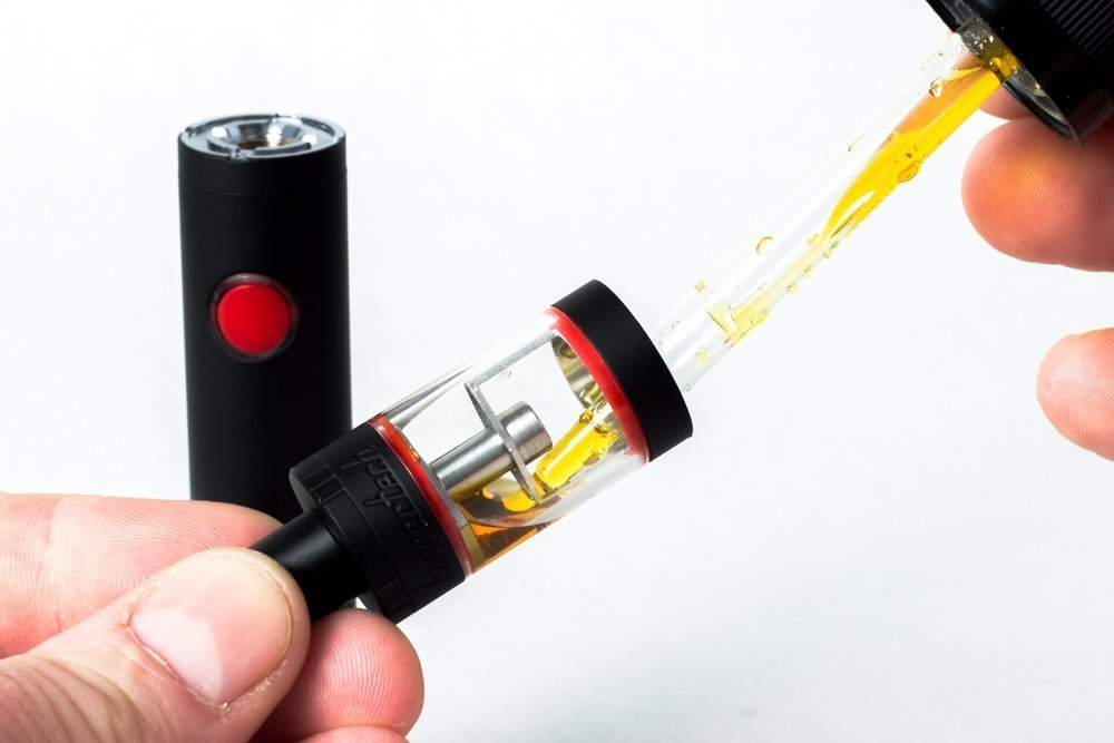 Cigarro Eletrônico kanger SUBVOD MEGA TC 2300 mAh