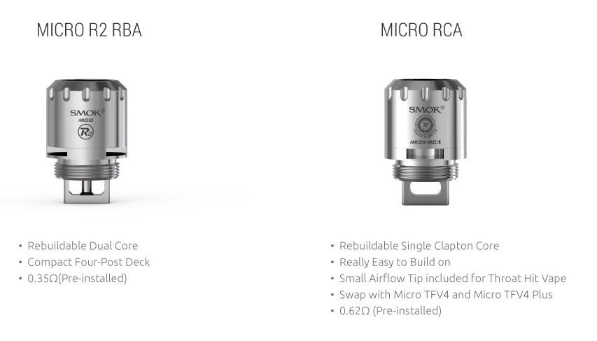 Cigarro Eletrônico Micro One - Smok