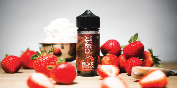 Crmy Strawberry