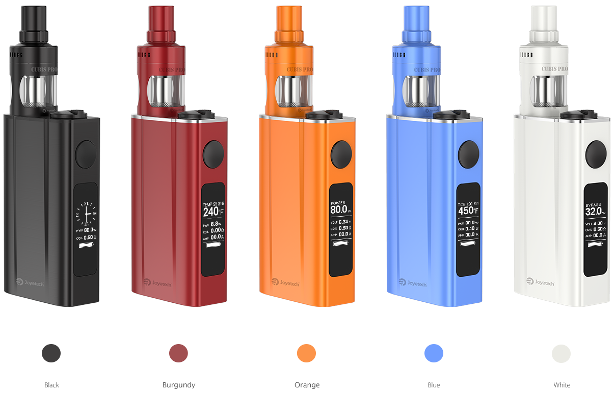 Kit eVIC VTwo Cubis Pro