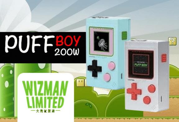 Puff Boy 200 W Box Mod