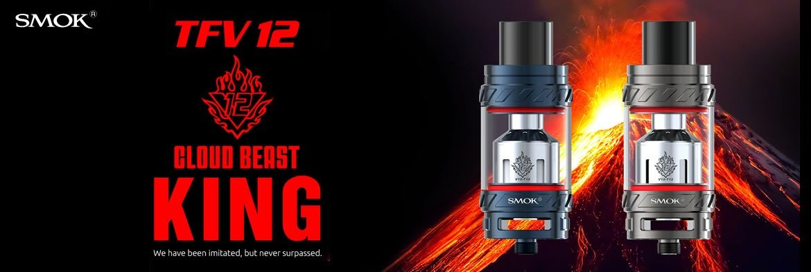 Atomizador TFV12 - The Cloud Beast King