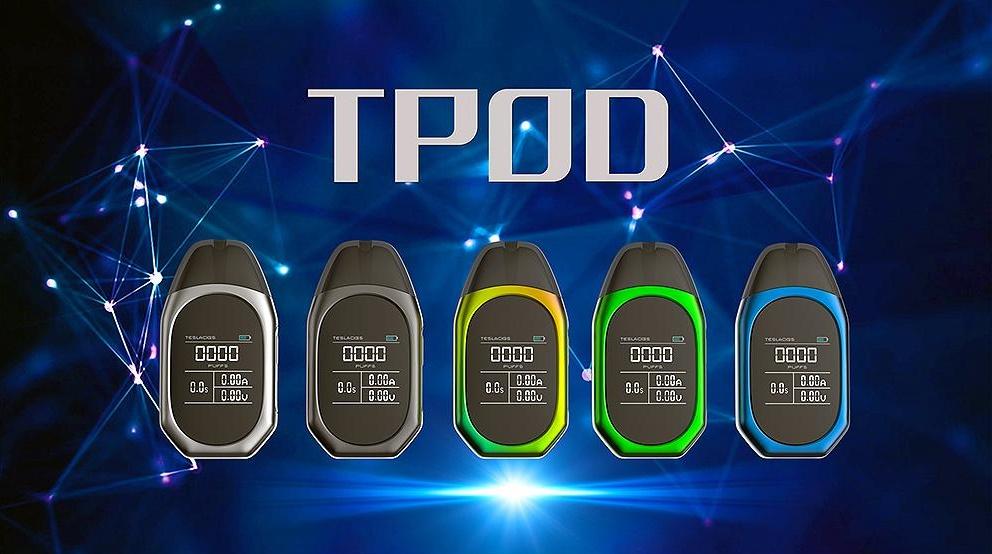 Kit Pod System TPOD 500mah