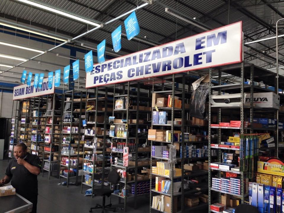 Lojas Cheve Auto Pecas