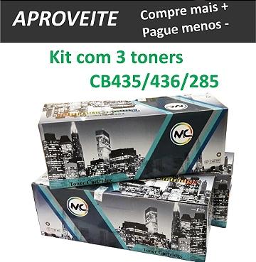 Toner CB435/436/285