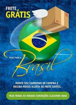 Frete Grátis para todo Brasil - Veja condições!