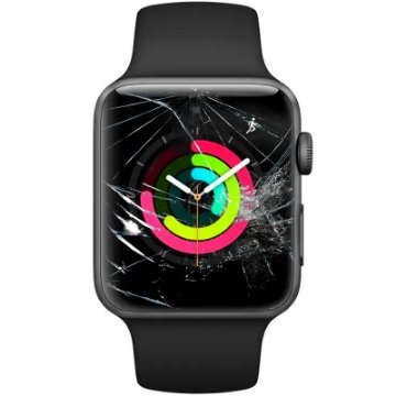 vidro touch apple watch