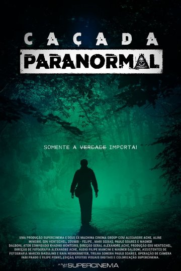 Caçada Paranormal