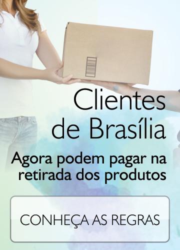 Entrega Brasília