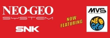 História da Neo Geo/SNK