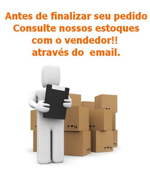 Consulte Nossos Estoques e Disponibilidade de Entrega!!