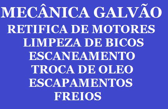 MECÂNICA GALVÃO