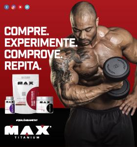 Max Titanium teste