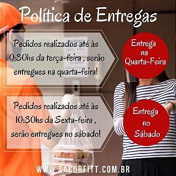Política de Entregas