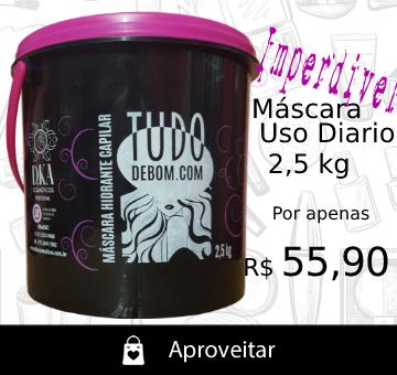 D.ka Cosméticos Máscara Uso Diario 2,5 kg