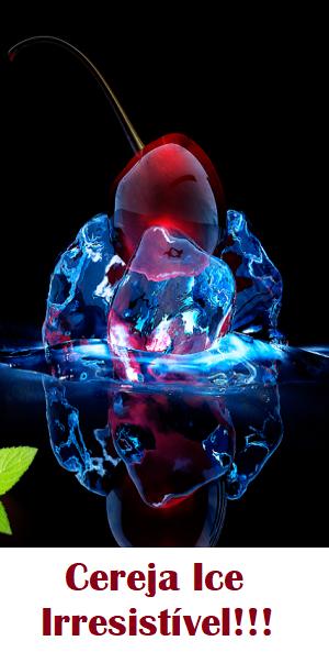 Líquido Cereja Ice e-Health