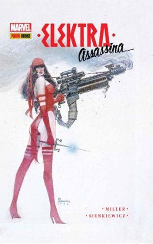 Elektra Assassina - Frank Miller