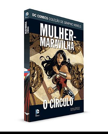 MULHER MARAVILHA - O CIRCULO