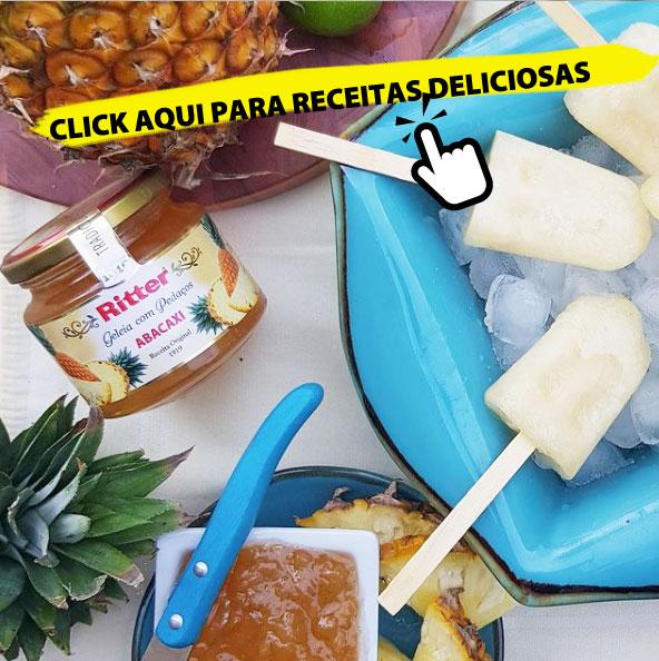 Receita Abacaxi