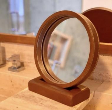 Espelho maquiagem portátil  P39