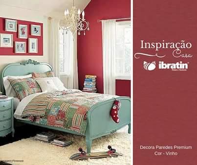 IBRATIN - Linha Elegance Cimento Queimado