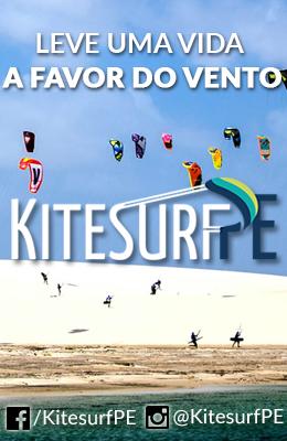 KitesurfPE - Leve uma Vida a Favor do Vento