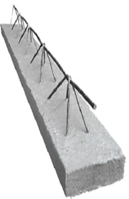 Lajes treliçada Com Isopor