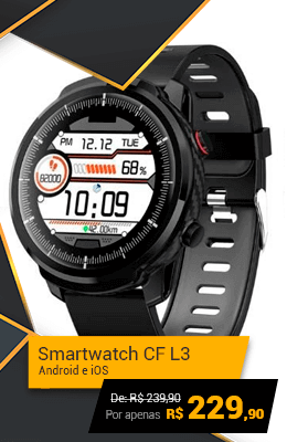 [Categoria] SMARTWATCH CF L3