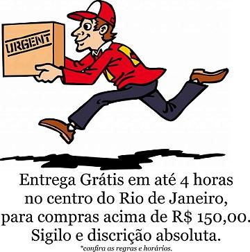 FRETE GRÁTIS - CENTRO RJ
