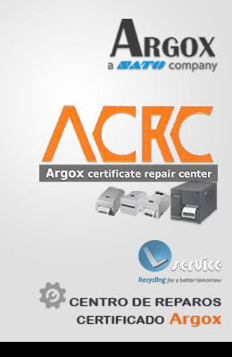 Assistência técnica Autorizada ARGOX