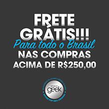 Frete Gratis Brasil 250,00