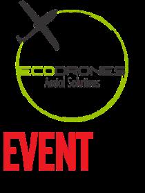 Ecodrones e Event38, longa parceira!