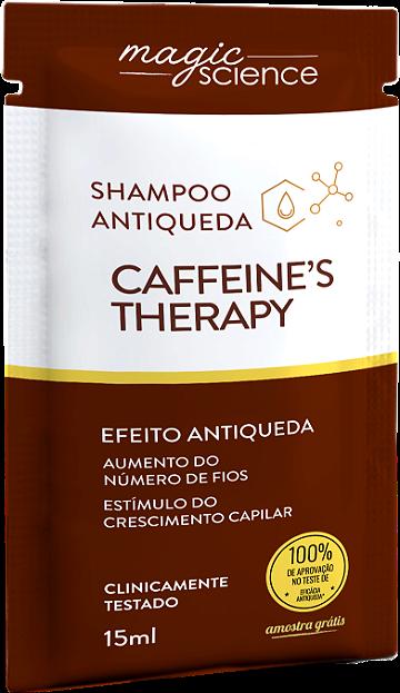 Shampoo Caffeine's Therapy