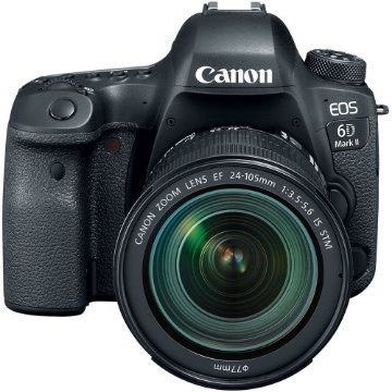 CANON EOS 6D MARK II 18-135