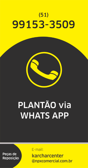 Plantão ou whats