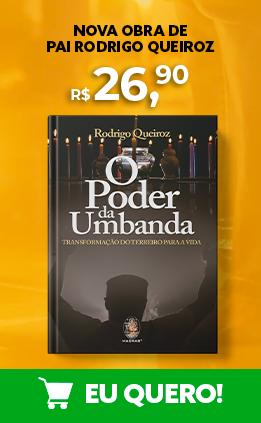 O PODER DA UMBANDA - Lateral