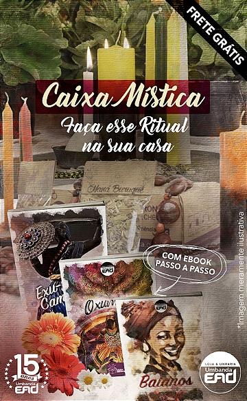 CAIXA MÍSTICA GENÉRICO - Lateral